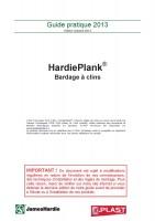 James Hardie – Hardie Plank – Guide Pratique
