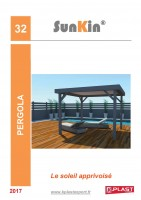 Catalogue SunKin® – Pergola