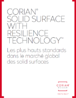 CORIAN -RESILIENCE TECHNOLOGY