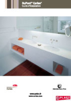 DuPont Corian Guide d'installation