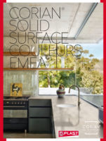 DuPont Corian Solid Surface Couleurs 2019