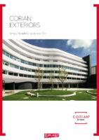 DuPont Corian exteriors brochure d'inspiration
