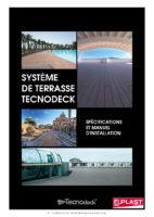 TECNODECK Système de terrasse